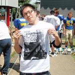 Nakazawa Takeshi #79 OL/DE