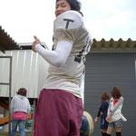 Hosokawa Junpei #22 WR/CB