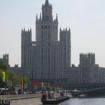 Gebäude aus der Stalinzeit