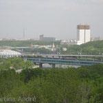 Brücke über die Moskwa