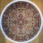 TABRIZ 158x〇 wool&silk