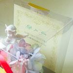 天使のウィッシュボックスアクリルケース