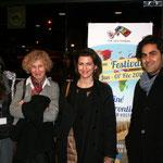 Marie-José Léandri, Françoise Dupouy, Flonja Kodheli et Massoud Bakhshi