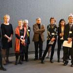 L'équipe de Ciné Sans Frontières et Fabien Labarthe, Cérémonie de Clôture