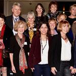 Fabien Labarthe et l'équipe de Ciné Sans Frontières