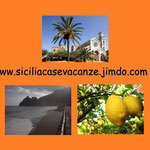 vacation apartments in Sicily