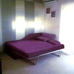 séjour avec deux/trois lits