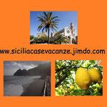 Locations de Vacances en Sicile- Santa Teresa di Riva