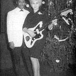 Andy Tielman  - Kerstmis 1961