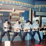 The Tielman  Brothers - Palais de Danse, Scheveningen 1965 (foto: Sam Patty)