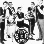 THE SEA CATS vlnr: Richard Mohamed - Ruud vd Leij - Ton Wokke - George Henket - Bob Dijkhof