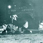 The Four Tielman in de piste van circus Fischer (1959)