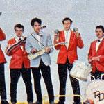THE ROCKING DIAMONDS II (foto Romance 1961)