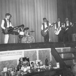 THE BABY ROCKERS eerste optreden in De Prins, Wormerveer (dec. 1961)