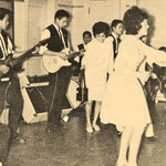 THE HURRICANE STRINGS - De Soos, Pasadena - 2 juni 1963