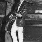 THE ROYAL SIX (Palais de Danse, München - sept. 1961) bassist Loek Nicolai