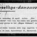 De Nieuwe Holevoet 9-4-1963