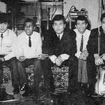 THE FIRE-BALLS 1965