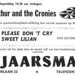Advertentie van Jaarsma uit Apeldoorn (4 maart 1960)
