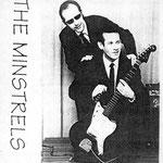 THE MINSTRELS Country duo met Piet Wezepoel (zonnebril) en Rex von Harras (met gitaar) (collectie Peter Wezepoel)