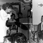 RONALD & his SHADOWS met TREA DOBBS (Café-Danszaal Het Trefpunt, Gemert)