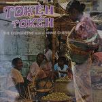 The Evergreens m.m.v. Marie Cherie - LP Tokèh Tokèh (Dureco)