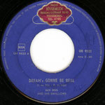 Jack Dens & The Swallows - Dream's Gonna Be Real (CNR 1961) een compositie van Jack en Rudolph (Karel) de Nijs.