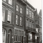 Muziekhandel Spronk, Veemarktstraat 52-54, Breda (1960)