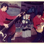 The Four Tielman Brothers - Expo 58 Brussel - Het Paladium (Int. Music Hall) [foto: Sam Patty]