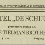 Dagblad De Stem 23 november 1957