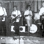 THE TARANTULA'S ca. 1963