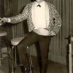 THE GOLDEN JAGUARS 1966 - Harry Macaré
