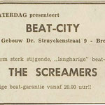 The Screamers - Dagblad de Stem 23-4-1965