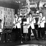 The Tielman Brothers - Ringstuben (Sputnik), Mannheim - Carnaval 1962