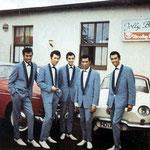 The Tielman Brothers - Jolly Bar, Hanau 1962