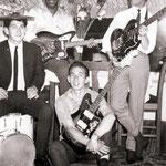 THE BLACK ACES (ca. 1964)
