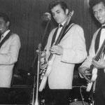 The Tielman Brothers - Saalbau Bresser, Castrop-Rauxel 1963