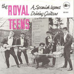 The Royal Teens - A Spanish Legend / Driving Guitars = Sunny River (Delta DS 1031 - 1962)