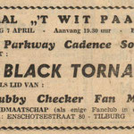 The Black Tornados (7 april 1962)