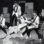 The Tielman Brothers - TV Show (AVRO) - jan.1960