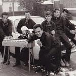 THE HAWKS (ca. 1966)