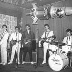 The Tielman Brothers - Ringstuben (Sputnik), Mannheim - begin 1961