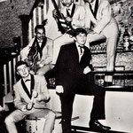 THE JAVELINS 69 (1965) vlnr: Ad Wilschut - Boet Saija - Tonny de Queljoe - John Caljouw - Rudy de Queljoe