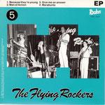 EP THE FLYING ROCKERS uit 1984