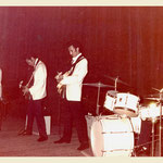 The Four Tielman Brothers - Moors Paleis (grote koepelzaal) Haagse dierentuin - 1 november 1958  [foto: Sam Patty]