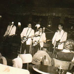 THE HOT STRINGS in Bernhards Eck, Hanau (1961)