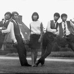 THE SKY DEVILS 1966 - fotosessie Top Drop