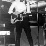 Andy Tielman - Jolly Bar, Hanau 1962