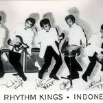 THE RHYTHM KINGS - vlnr: René van Ede van der Pals, Tonny Kerkhoff, Brat ?, Robby Muller en Alex (Danny) ten Brink