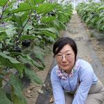 糸魚川市で新規就農した梅澤さん